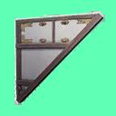 Yamatai Right-Sloping Inverted Wall
