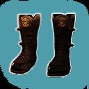 Exceptional Argossean Gladiator's Boots