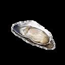 经过烹制的牡蛎