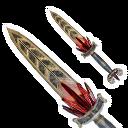 Incarmine Dagger