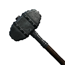 Exceptional Warlord's Hammer