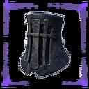 Rusted Helmet