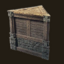 Icon stable hay covered wedge foundation.png