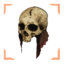 Epic Cannibal Raider Bone Visage