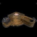Blacksmith's Bench