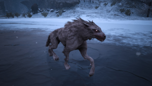 Corrupted Wolf
