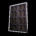 Reinforced Stone Gate