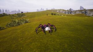 Summoned Spider of Leng