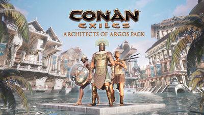 Architects of Argos Pack DLC key art