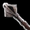 Flanged Iron Mace