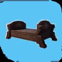 Ornate Single Bed