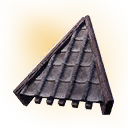 Khitan Wedge Sloped Roof