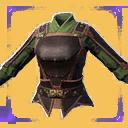 Flawless Khitan Mercenary Cuirass