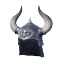 Flawless Frost Giant's Helmet