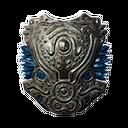 Flawless Obsidian Shield