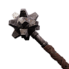 Studded Iron Mace