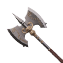 Hardened Steel War Axe