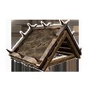 Reinforced Wooden Rooftop