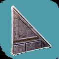 Icon argossean wall triangle flipped.png