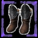 无暇的西米里亚钢制靴子