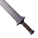 Flawless Iron Short Sword