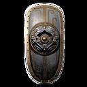 Hardened Steel Shield