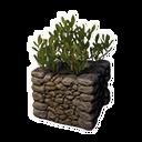 Decorative Planter (Highland Bush)