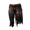 Flawless Black Privateer Trousers