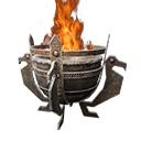 西米里亚火盆