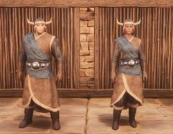 Cimmerian Fur