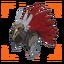Epic Kushite Tribal Headdress