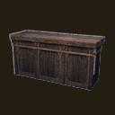 Tavern Counter Straight (Panels)
