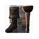 海盜假腿(右腿)