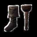 海盗假腿(右腿)