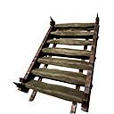 Reinforced Stone Stairs (rail)