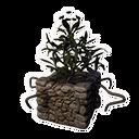 Decorative Planter (Grey Lotus)