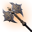 Exceptional Turanian War-Axe