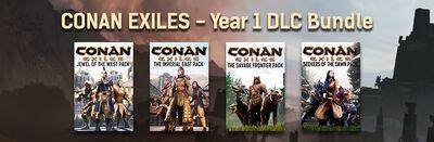 Year 1 DLC Bundle content