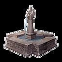 Statue of Refreshment