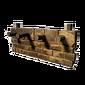 Clôtures en brique