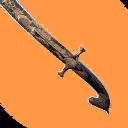 Flawless Turanian Sword
