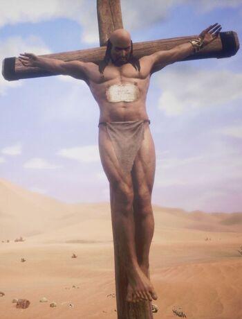 Hyrkanian Male