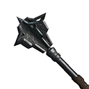 Exceptional Steel Mace