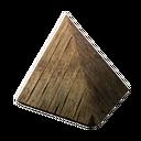 Insulated Wooden Ramp Corner