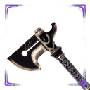 Razor-sharp Axe