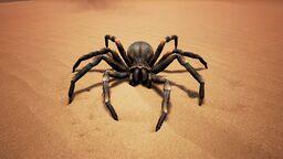 Spider (Brown)