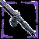 Hooked Sword
