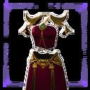 勒穆里亚皇家长袍