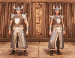 Pride of Aesir (Medium Armor)