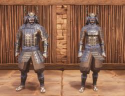 Yamatai Warlord